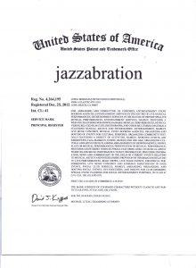 JaZzabration Trademark